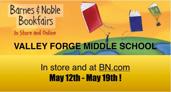 Spring bookfair